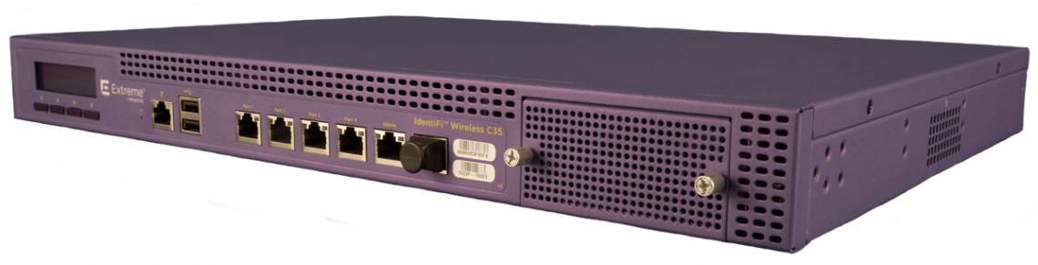 Extreme Networks IdentiFi Wireless Appliance
