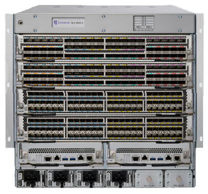 Extreme Networks ExtremeRouting SLX 9850-4