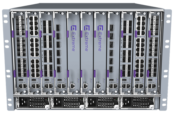 Extreme Networks ExtremeSwitching VSP 8608