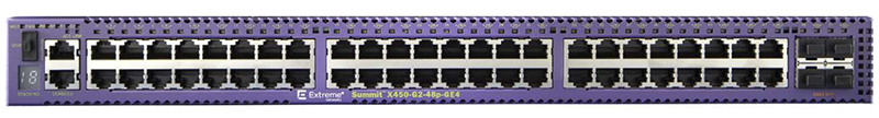 Extreme Networks ExtremeSwitching X450-G2 48-port Switch